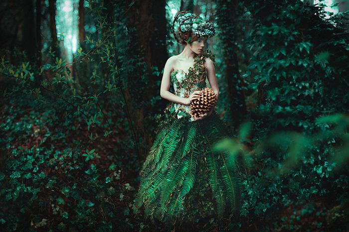 Волшебство и магия природы на фотографиях Киндры Николь