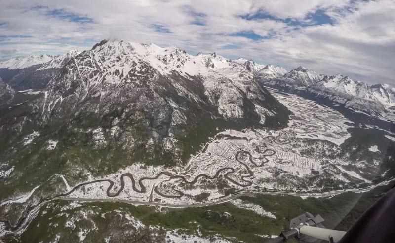 Красота величественных гор