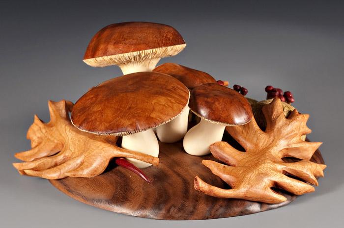 Невероятные вещи из дерева