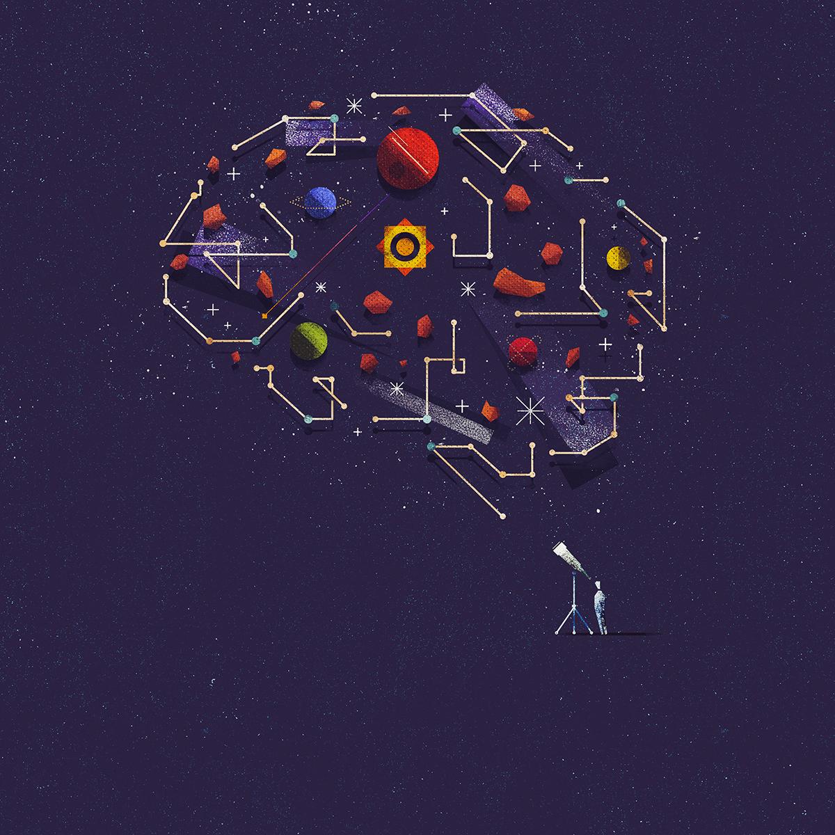 Уникальные иллюстрации от Danа Matutina