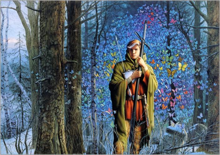 Мир фэнтези от Whelan Michael