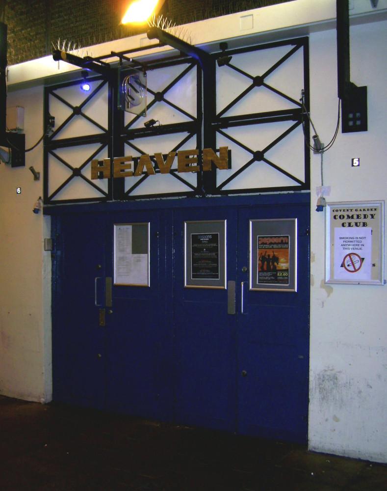 Ночные клубы Лондона