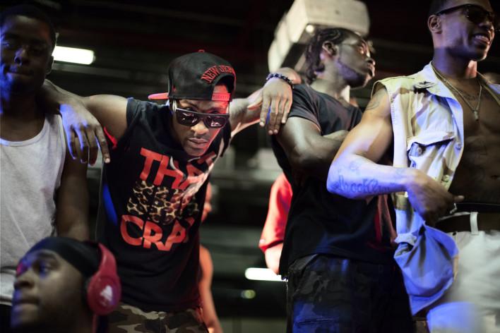 Фото уличных танцоров Бруклина от Дейдре Шу