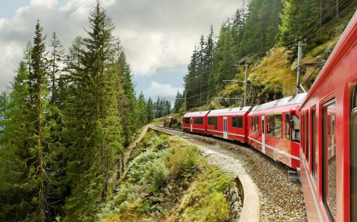 14 страшных железных дорог в мире