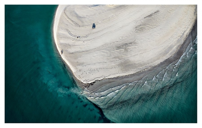 Аэрофотографии Австралии от Шелдона Петита