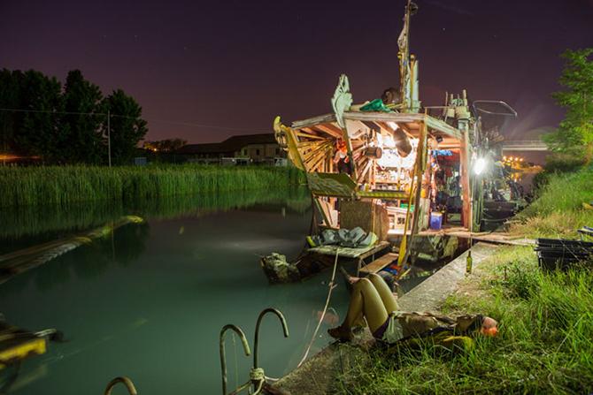 Плавучие города Серениссимы