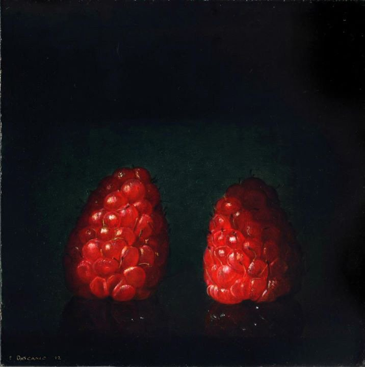 Гиперреалистичные картины от Эмануэля Дасканио