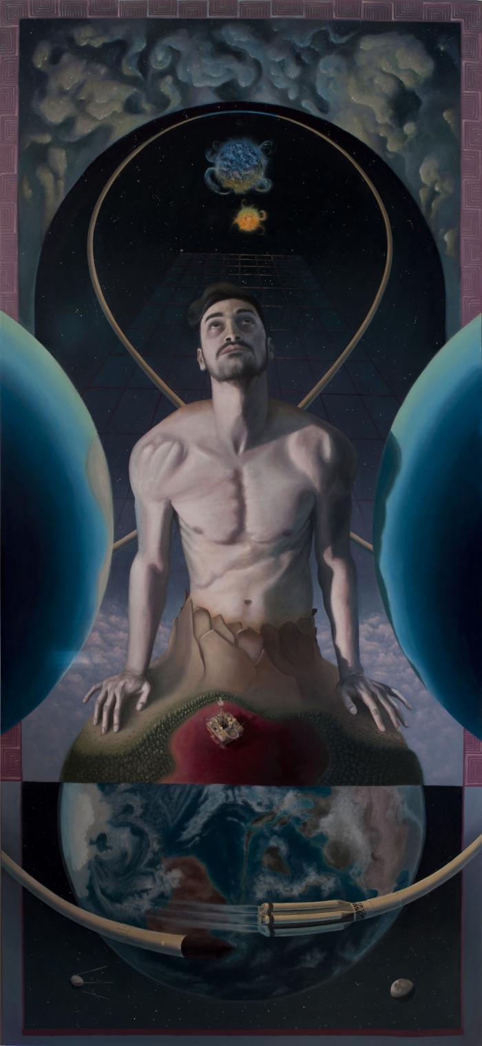 Сюрреалистичные работы художника Виктора Фота