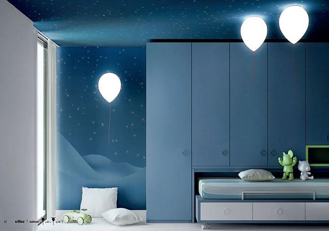 Креативные дизайнерские светильники