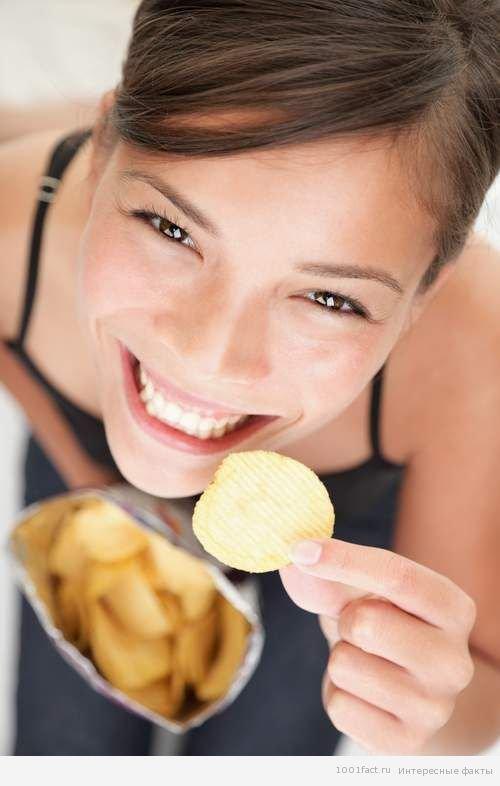 Как появились первые чипсы