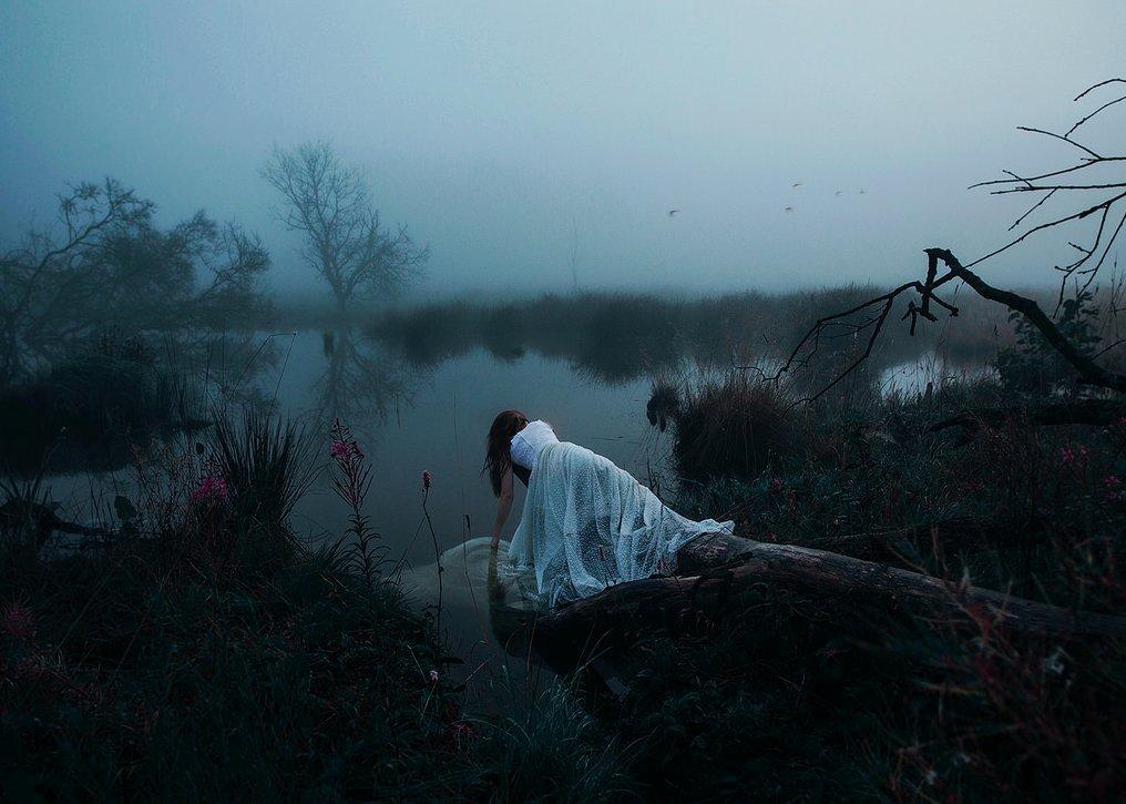 Фантастические образы на фотографиях Катарины Юнг