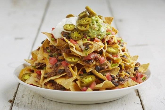 Самые калорийные блюда из заведений быстрого питания