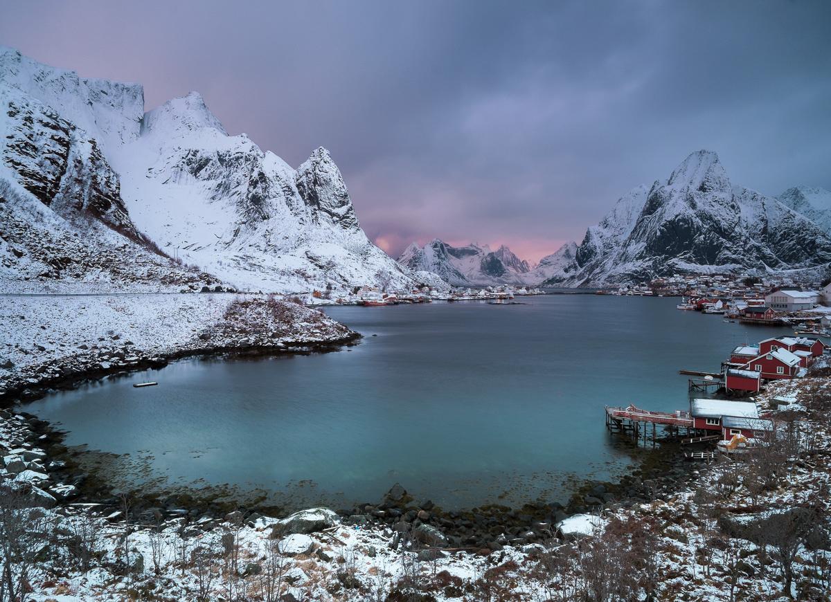Удивительные пейзажи от Яна Камерона