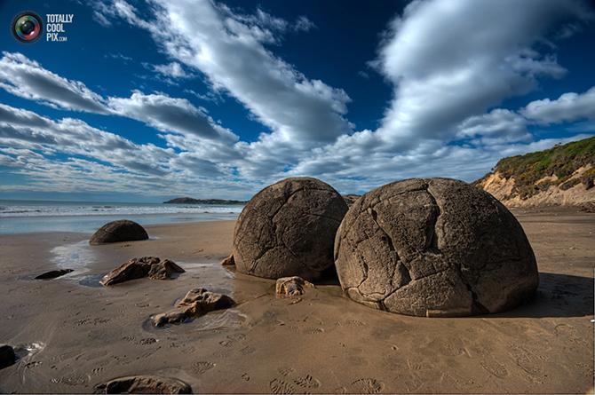 Природные ландшафты от фотографа Питера Люксема