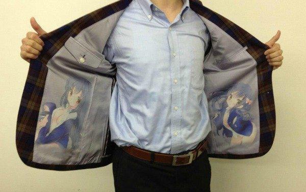 Самые необычные мужские костюмы
