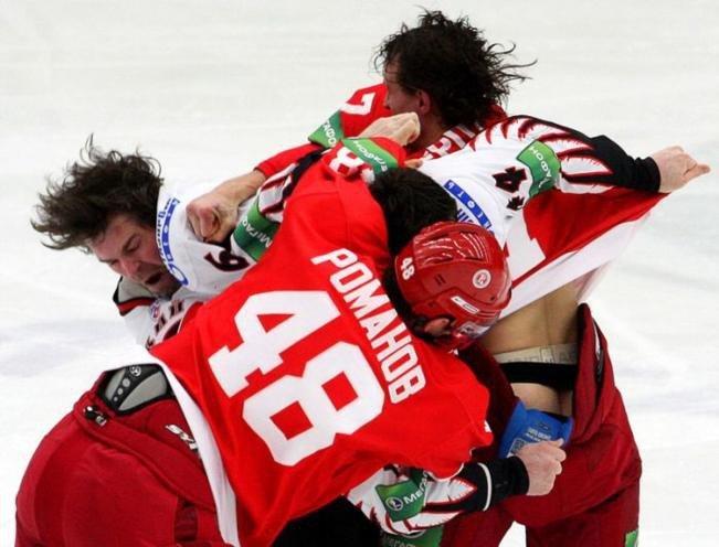Забавные снимки спортивных моментов