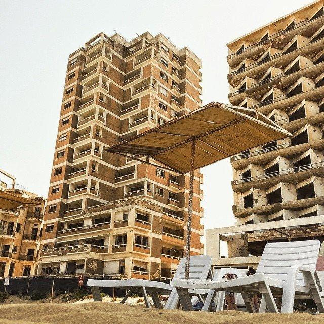 Заброшенные города на фотографиях из соцсетей