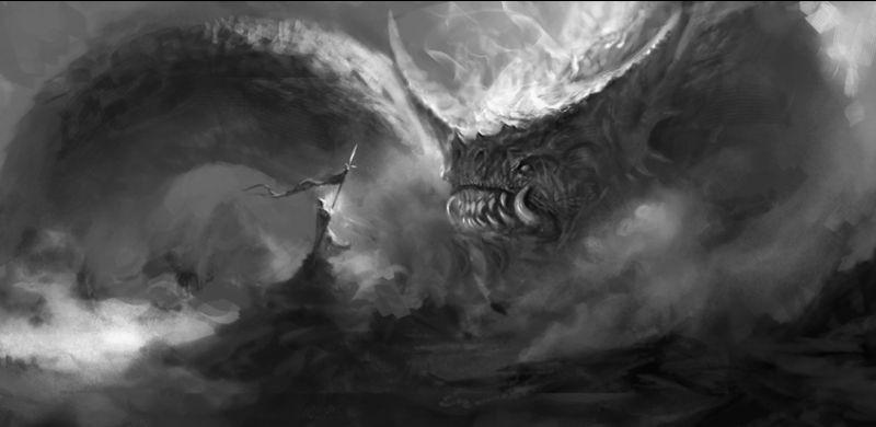 Драконы в разных культурах мира