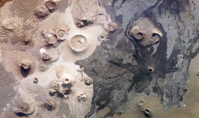 Красота Земли со спутников