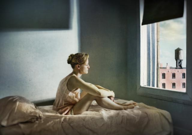 Поэтические фотокартины Ричарда Тушмена