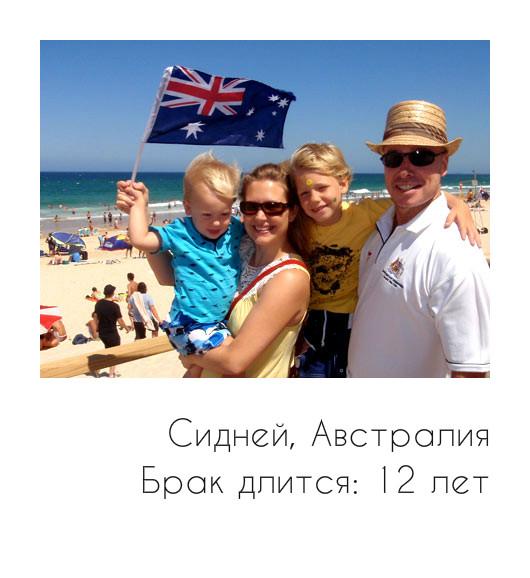 Самые крепкие семьи в разных странах