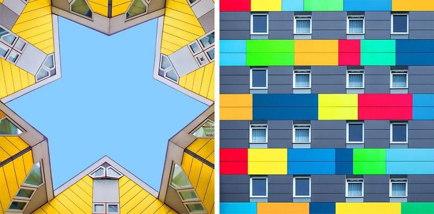 Яркая и минималистичная архитектура от Рамина Насибова