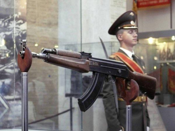Эволюция огнестрельного оружия
