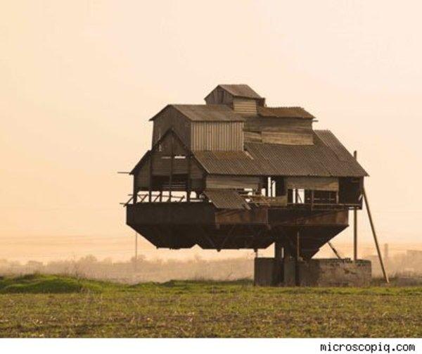 17 необычных домов, в которых живут люди