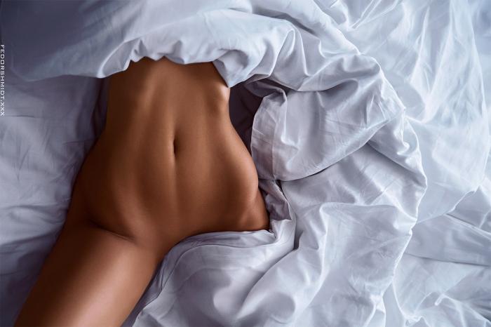 Эротические фотографии от Федора Шмидта