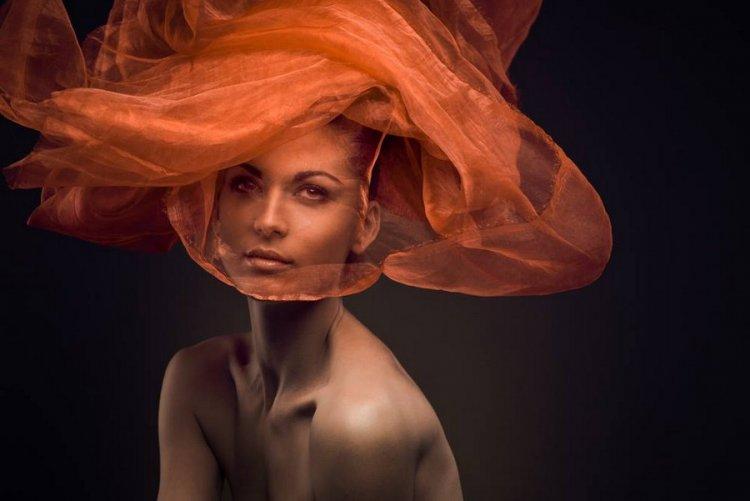 Яркие портреты от Евгения Колесника