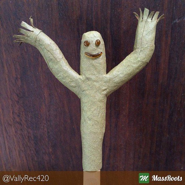 Креативные косяки курильщика из Instagram