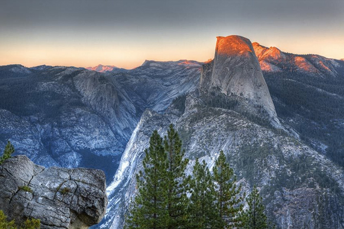 9 невероятных скальных образований