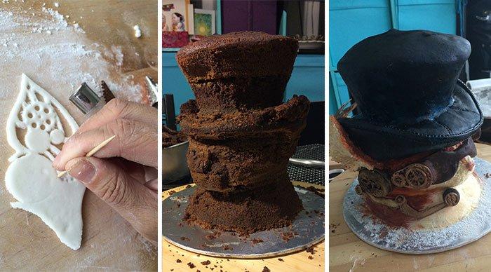 Удивительные торты