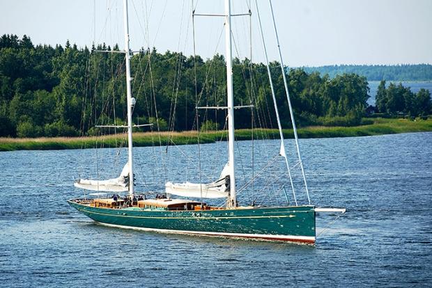 Самые большие парусные лодки мира