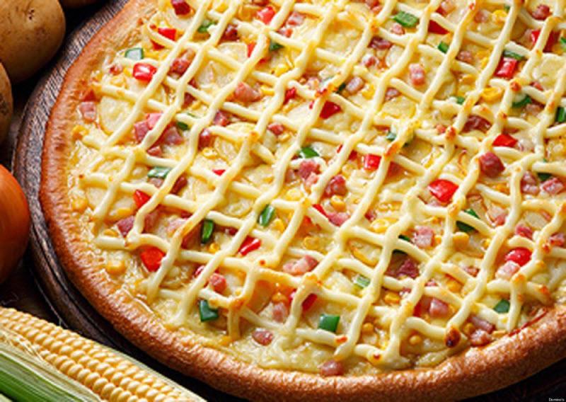 Пицца в разных странах мира