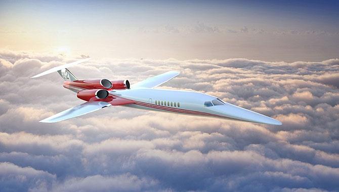 Частный самолет за 120 миллионов долларов