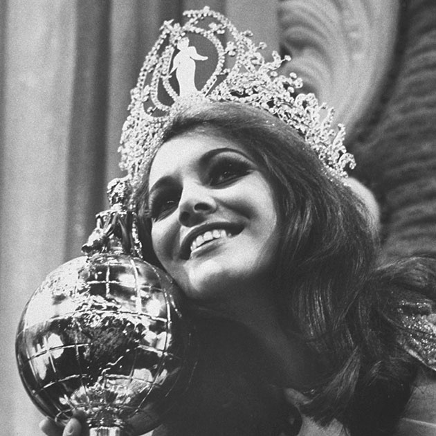 Как менялся идеал красоты на конкурсе Мисс Вселенная