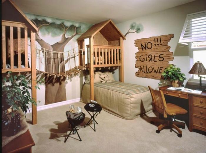 Примеры обустройства детских комнат