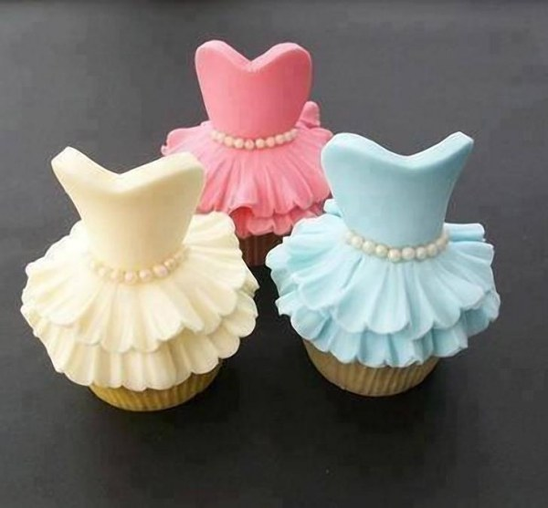 Оригинальные кексы, которые жалко есть