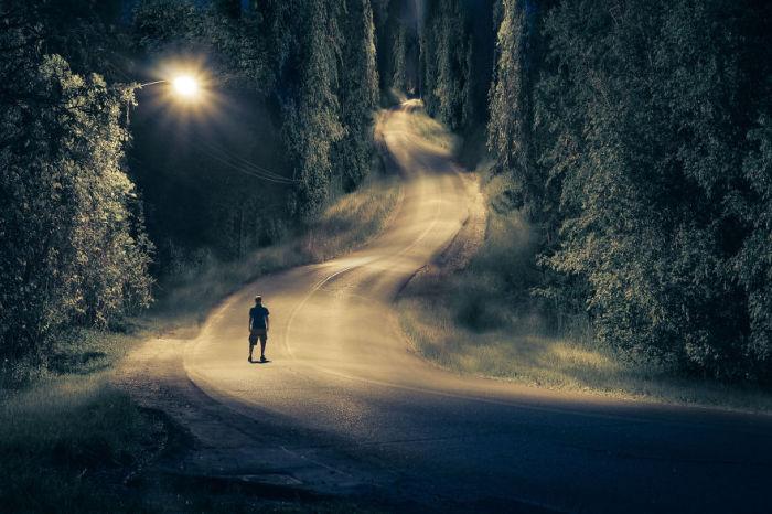 Сюрреалистические работы от фотографа Дэна Кинга