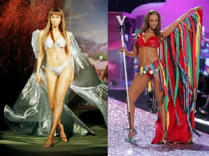 Успешные модели Victorias Secret тогда и сейчас