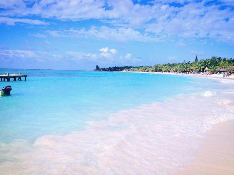 Как выглядят места обитания пиратов на Карибах в наши дни