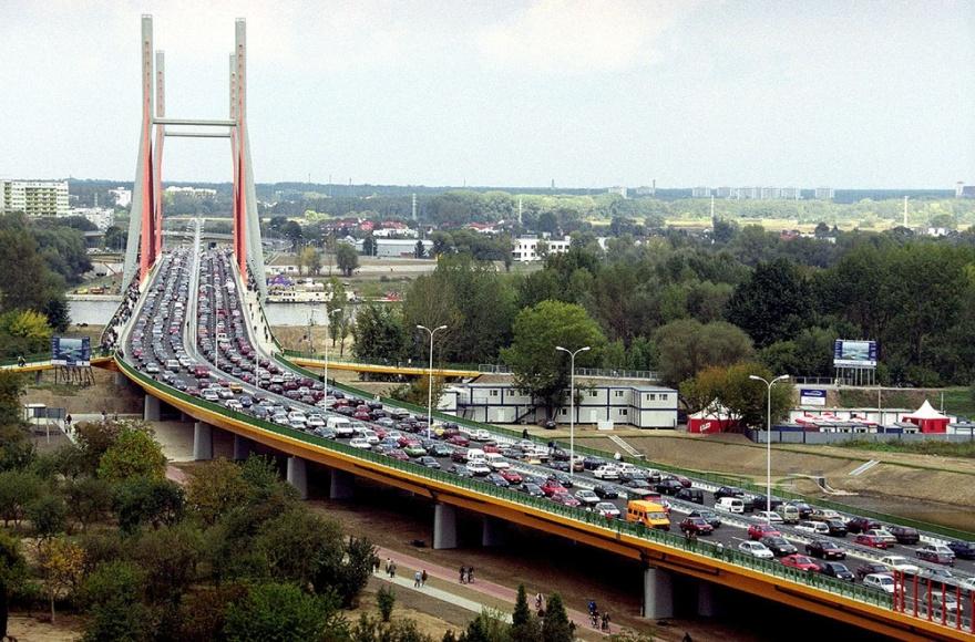 10 городов мира, страдающих от автомобильных пробок