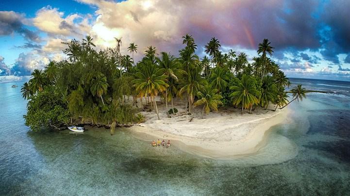 Лучшие снимки с воздуха для фотоконкурса Drone Aerial Photography 2015