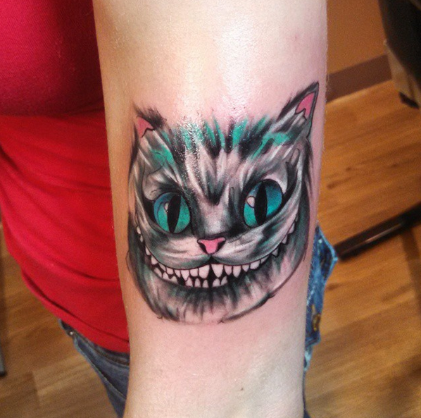 25 диснеевских татуировок