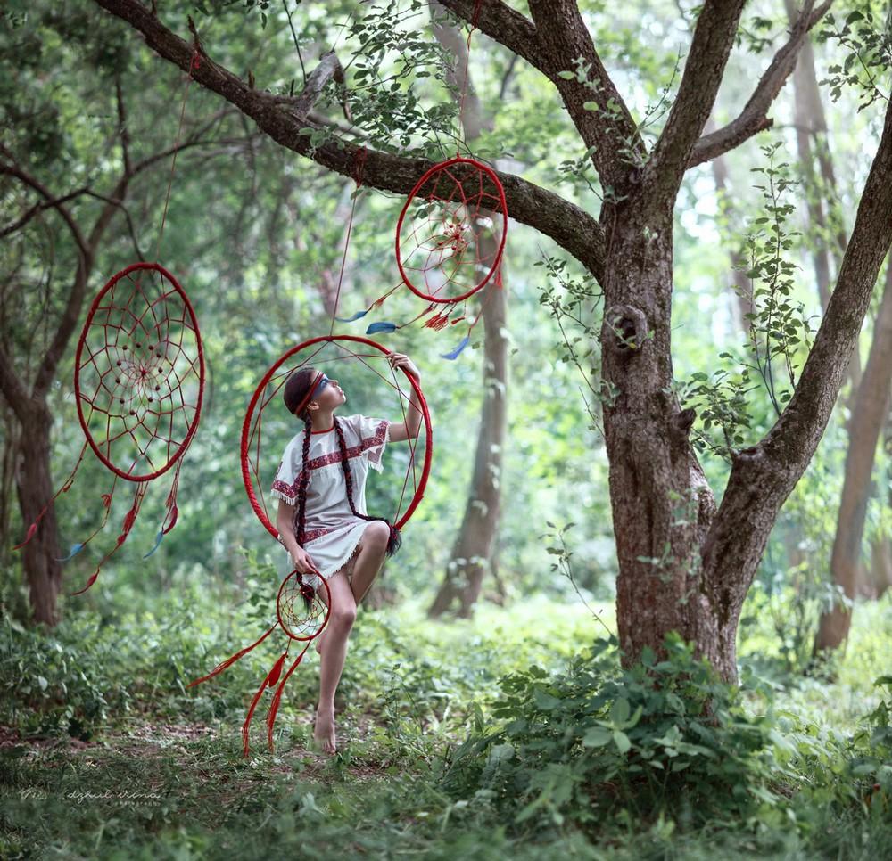 Портреты от фотохудожницы Ирины Джуль