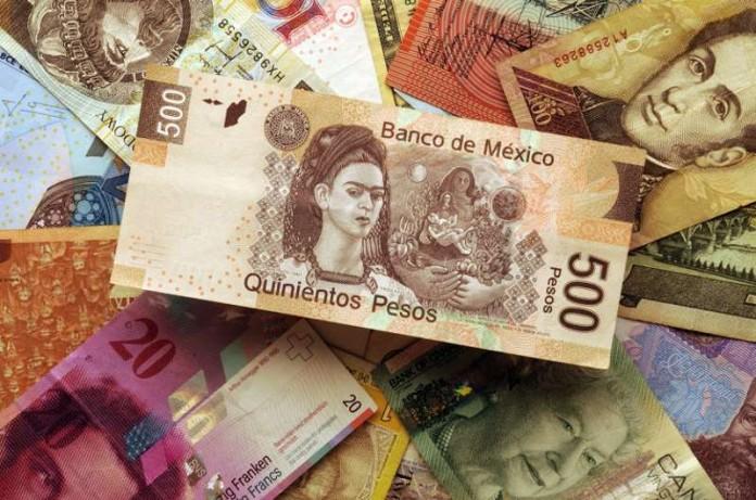 Женские лица на банкнотах разных стран