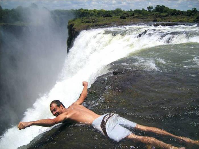 Самые опасные места для туризма