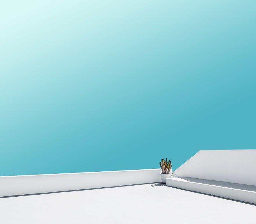 Чистый минимализм от Феридуна Акюнгёра