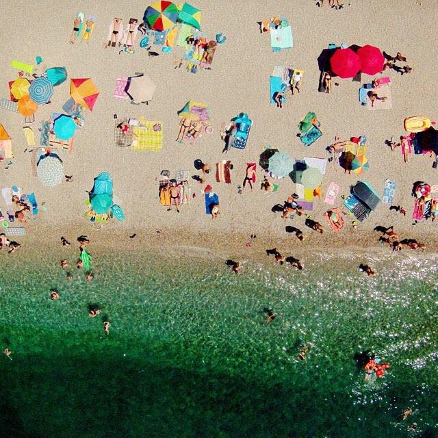 Аэрофотографии от Каролиса Янулиса